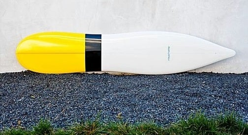 What if Apple and Chumby Designed a Surfboard?