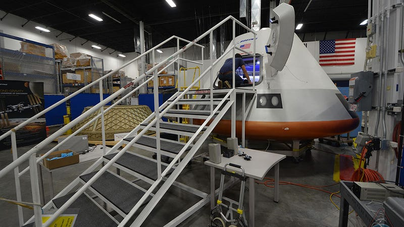 Inside the Boeing Capsule That Could Be NASA's Next Space Taxi