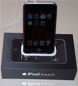 Build a Cheap DIY Dock for Your iPod Touch
