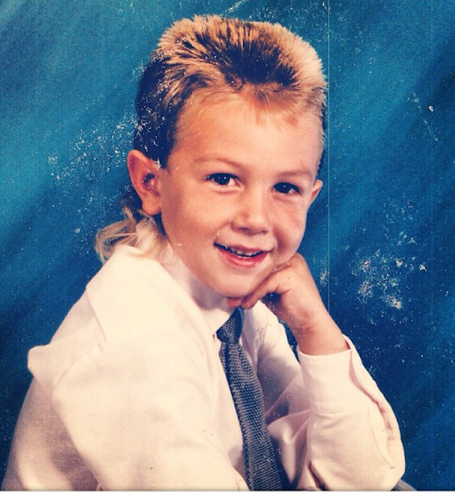 Yes, Troy Tulowitzki Did Have A Mullet When He Was An Adorable Child