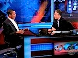 Obama To Not Blow Everything On Daily Show, Probably