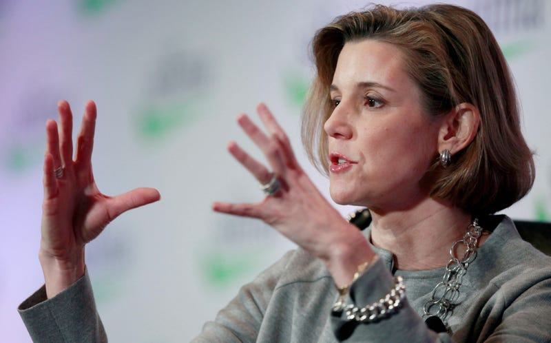 Big-Time Female Exec Buys 85 Broads (The Company, Not Actual Women)