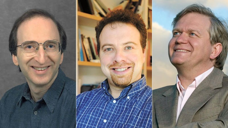 Nobel Prize winners in physics explain the implications of an expanding universe