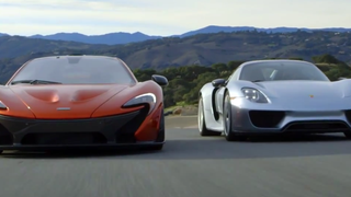 Ferrari Still Too Chickenshit For McLaren P1, Porsche 918 Track Battle