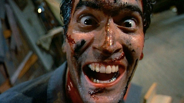 Bruce Campbell tells us why the Evil Dead remake won't make you want to saw off your hand