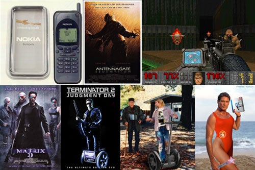 55 Examples of Modern Gadgets in Early-90's Pop Culture