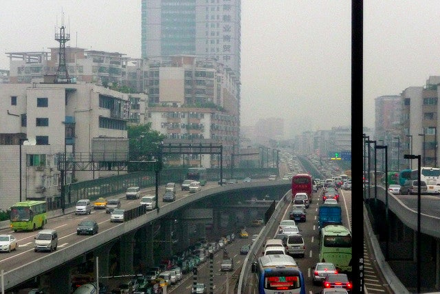 Chinese Motorists Are Actually Paying People to Sit in Traffic Jams For Them
