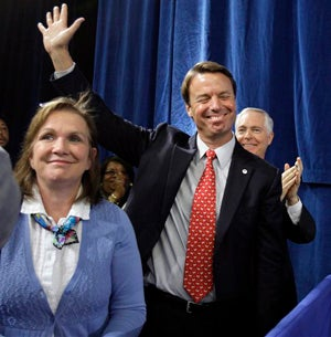 Raise Your Hand, John Edwards, If You're Sure That This Is The End