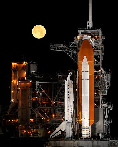 Another Glitch For Space Shuttle Discovery Mission