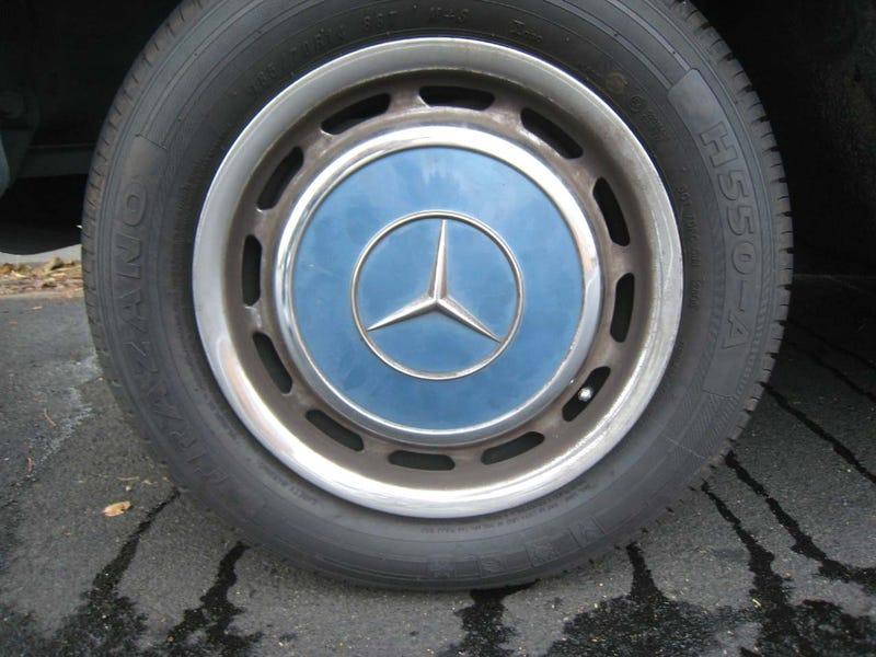 1968 Mercedes-Benz 230