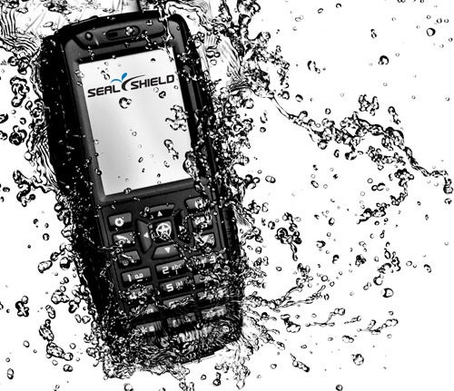 Dishwasher-Friendly Phone From Seal Shield: Civilization Reaches Its Acme