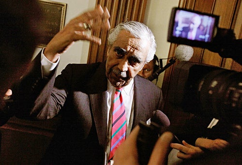 Charlie Rangel May Only Get 'Reprimand'