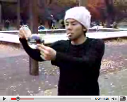 This Japanese Kid's Ball Trick