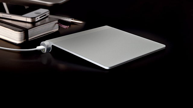 Now You Can Charge Your Magic Trackpad With USB