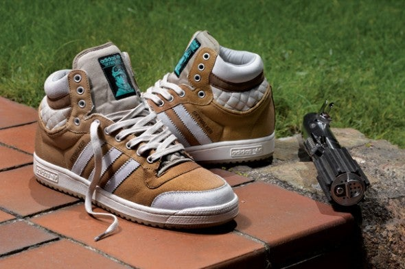 You know you need these Millennium Falcon sneakers