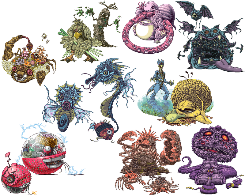 These Real Pokemon Will Give You Nightmares