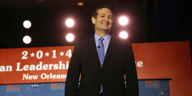 Ted Cruz Watched the Supreme Court Get an Internet Porn Lesson