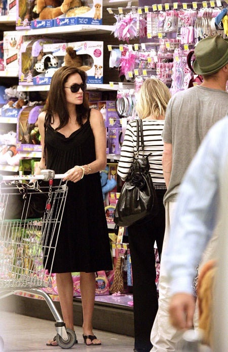 Brad & Angie Shop For Shiloh