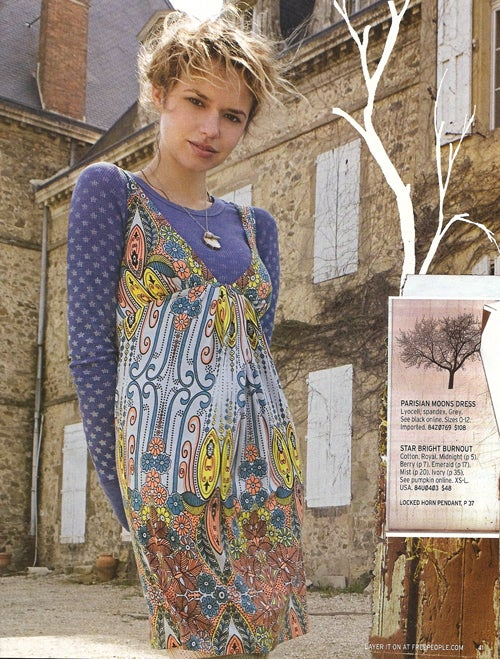 Free People: Hideous Iron-Curtain Nostalgia Will Set You Back A Few Rubles