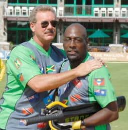 Noble Cricket Patron Indicted in Big Mix-Up