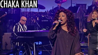 Oh God Chaka Khan What Are You Doing