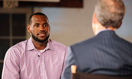 LeBron Watch, Day 50: What ESPN Should Have Asked LeBron James