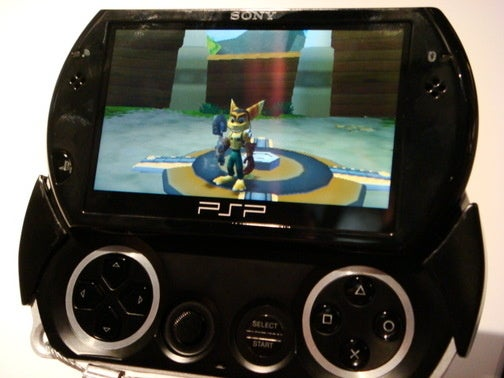 Sony Is Working on a UMD Solution for PSP Go