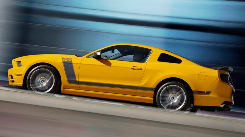 2013 Mustang Boss 302 gallery