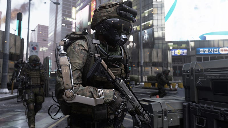 Gamescom Call of Duty Multiplayer Reveal To Be Streamed On Xbox Live