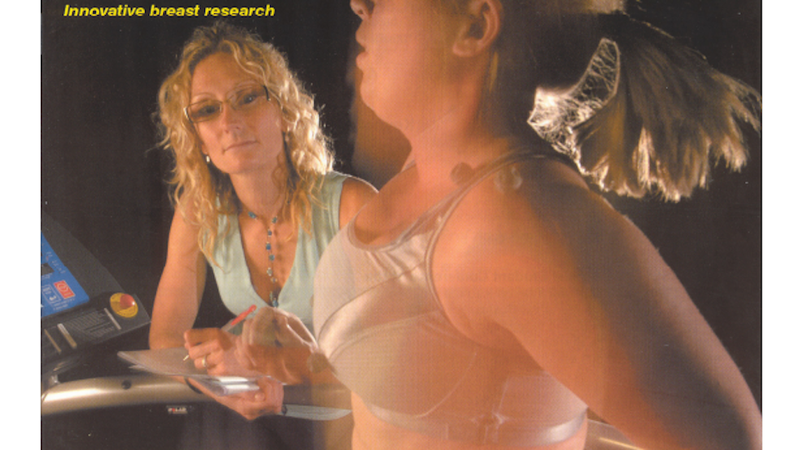 Study of Bouncing Breasts Will Revolutionize Science