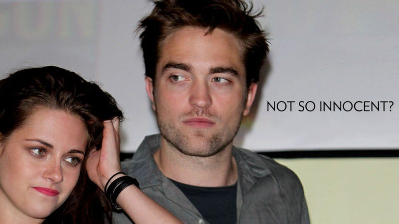 Hollywood Insider Alleges Robert Pattinson Can't Keep It In His Pants, Constantly Cheated on KStew