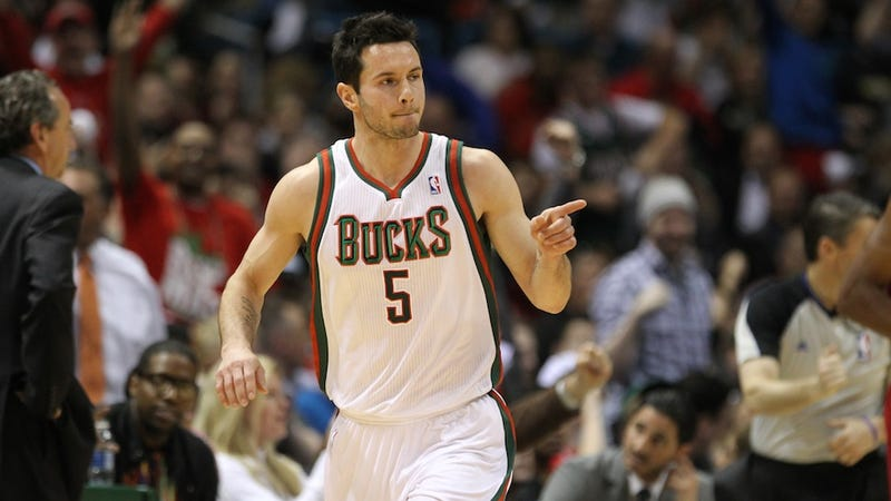 J.J. Redick And His Ex-Girlfriend Had An Abortion Contract