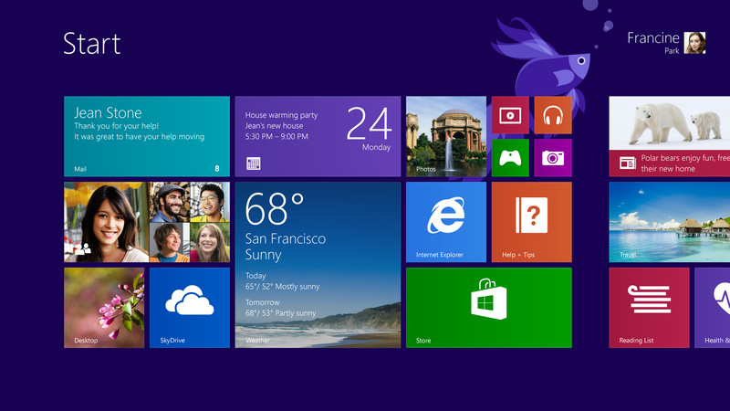 Windows 8.1: Little Fixes, Same Big Ideas (Oh, and a Start Button)