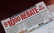 Take a Hard Line to Get Rebate Results