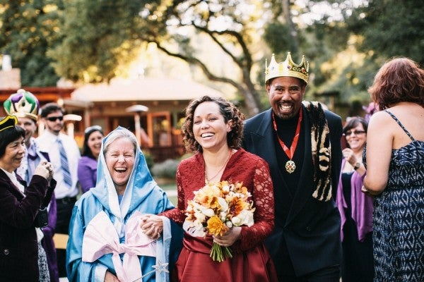 This Princess Bride wedding will make you believe in True Wuv again