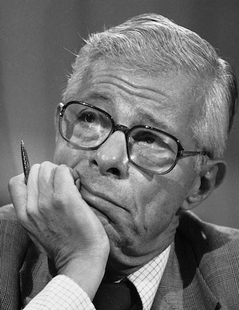 Journalist Daniel Schorr Dies at 93