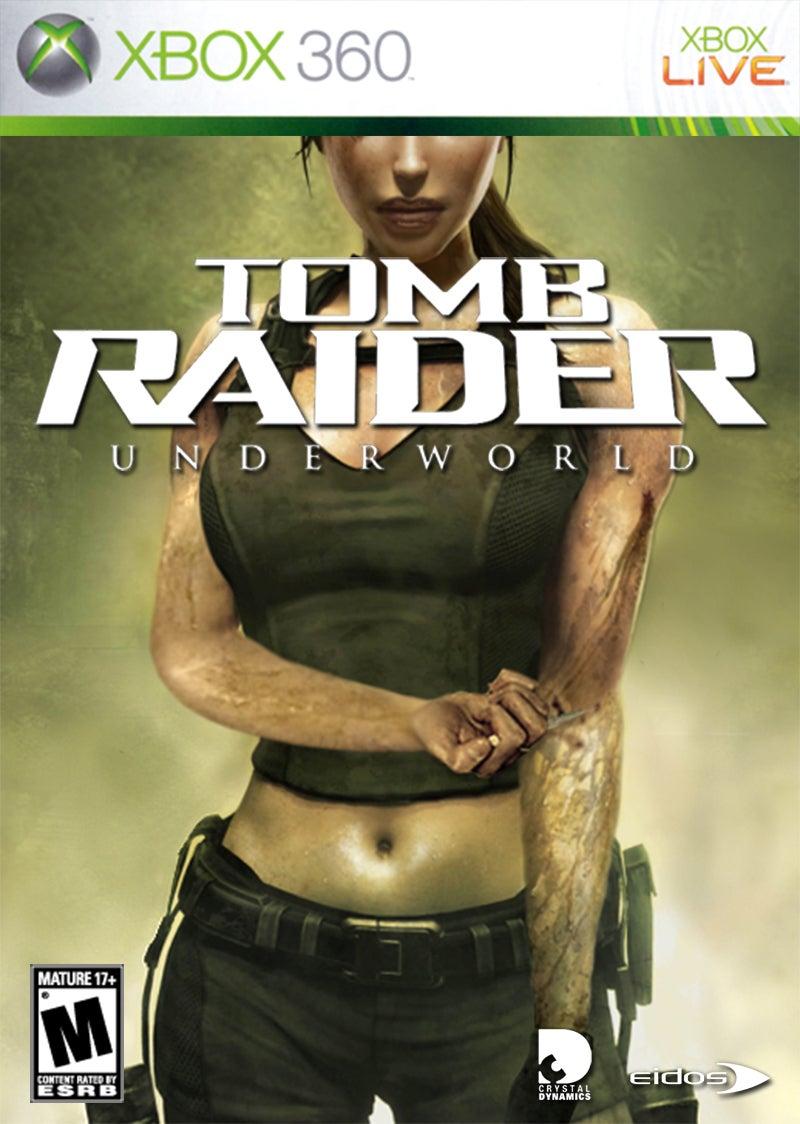 Please Pick The Best Lara Croft Box Art
