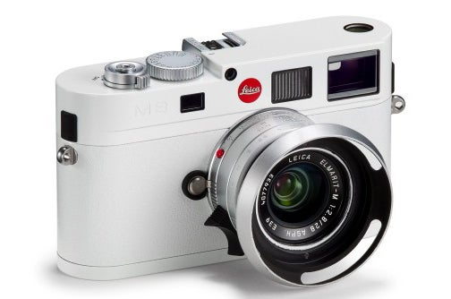 Leica's Limited-Edition White M8 Digital Is Beautiful