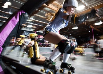 Roll Into The LA Dolls' Electrical Derby
