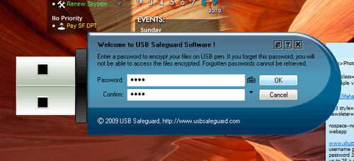 USB Safeguard Encrypts Portable Flash Drives, Securely Deletes Files