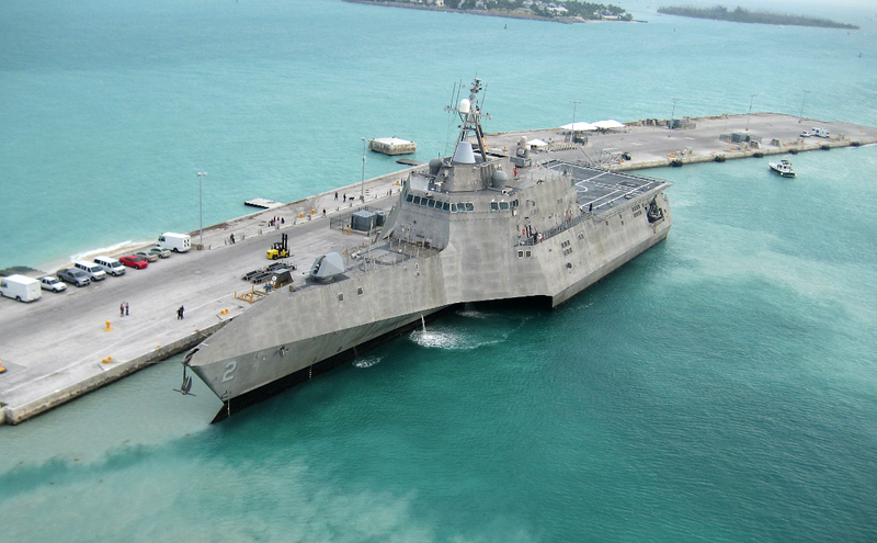 Whoops, Turns Out the Navy's $37 Billion Boat Is a Death Trap