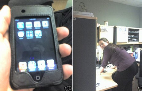 Revenge on Boss: Sell Her iPod touch on eBay