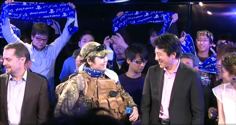 Japan's Finally Gotten Their PS4s