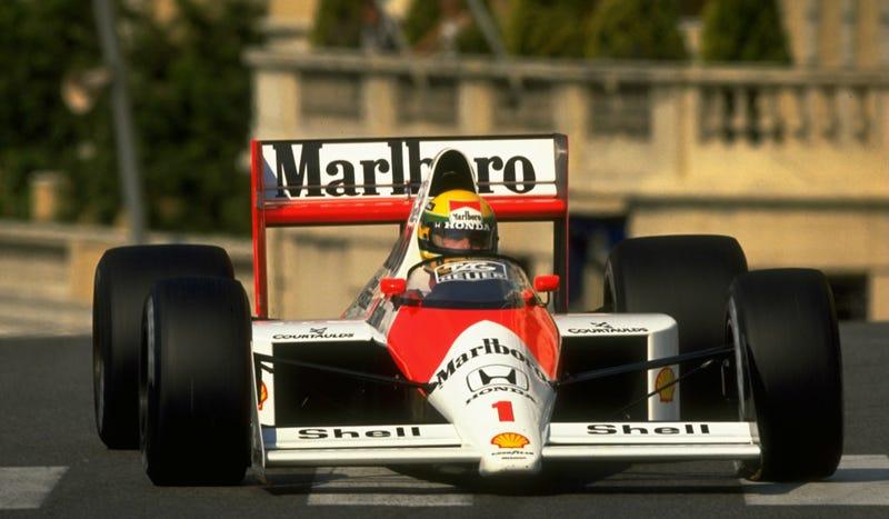 The Legendary History Of The McLaren F1