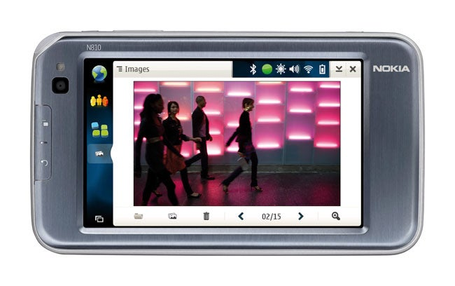 Nokia N810 Internet Tablet Officially Announced