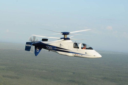 Sikorsky X2: World's Fastest Helicopter