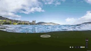 Ahora puedes buscar al monstruo del Lago Ness con Google Street View