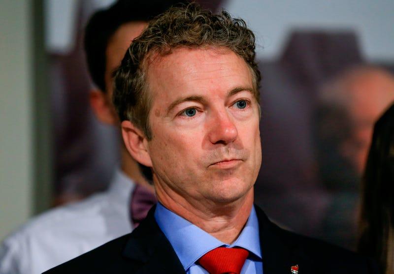 Rand Paul Has More Than $300,000 in Unpaid Bills From Failed Presidential Bid