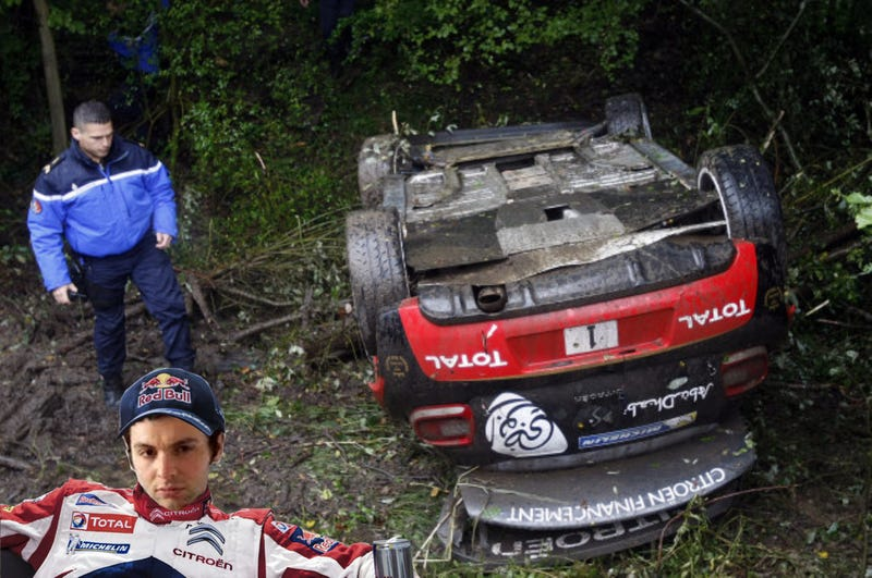 When Asked About His Exit From WRC,