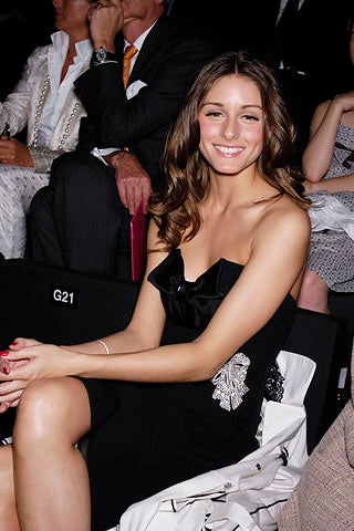 "Olivia Palermo ""Loves The Aesthetic Of Fashion"""